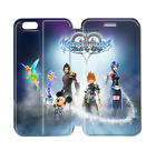 Kingdom Hearts K style coolest phone shell case for Iphone 5s /5c/6/4s WE717