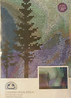 Northern Lights - Counted Cross Stitch kit