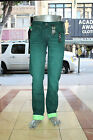 Men's One Green Elephant Forest Green Double Dyed Denim