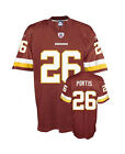 NEW Washington Redskins Authentic 26 Clinton Portis Jersey Red NWT NFL