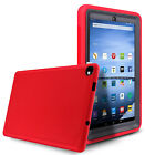 Hybrid Shockproof Armor Case Cover For Amazon Kindle Fire HD 10/7'' 5th Gen 2015