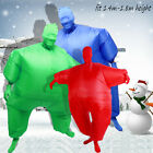 adult funny game - Inflatable Fat  Fancy Dress Party Costume Adult Jumpsuit Funny Game