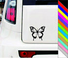 Funny Butterfly Car Window Bedroom Decor Child Room Laptop Window Wall Decal