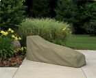 Waterproof Outdoor Patio Furniture Chaise Lounge Cover Protection
