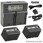 Kastar VW-VBD58 Battery Charger for Panasonic AJ-PX270 AJ...