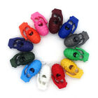 6-100pcs Colorful Plastic Grenade Style Cord Lock Stopper For Paracord/Shoe Lace
