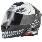 NEW VCAN V271 BLINC BLUETOOTH 5 FLIP FRONT MOTORCYCLE HELMET MATT BLACK HOLLOW