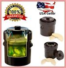 Fermentation Crock Pot Ceramic Fermenting Vegetables Pickles German Style 10l