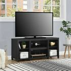 TV Stand Entertainment Center Media Furniture Console Wood Storage Cabinet Home