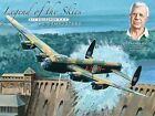 LEGEND OF THE SKIES RAF 617 SQUADRON DAMBUSTERS VINTAGE STYLE METAL PLAQUE 924