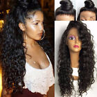 Brazilian Glueless Full Lace Human Hair Wigs Wave Lace Front Wigs With Baby Hair