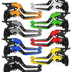 For Triumph TIGER 800 XC/XCX/XR/XRX 15-18 Folding Extending Clutch Brake Levers $34.27 CAD on eBay