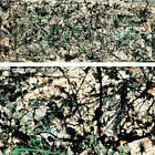 """72Wx28H"""" LUCIFER 1947 by JACKSON POLLOCK DRIP SPLATTER Repro - CHOICES of CANVAS"""