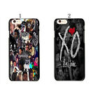 The Weeknd XO Collage OVOXO Protector Hard Case Cover For iphone 6 / 6 plus