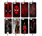 Funny Deadpool & Spiderman Style Hard Case Cover For Apple iphone 7 & 7 PLUS