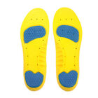 Men's Breathable Sports Shoes Insoles Insert Pad Support Cushion Inner Soles