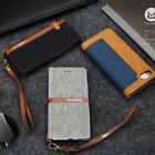 Luxury Leather Card Slot Wallet Flip Case Cover Skin For Apple iPhone 7 7 Plus