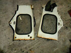 david brown 885 tractor cab lower front glass/mounts