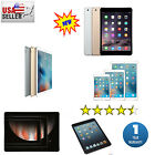 iPad mini 2,3,4,Air,Pro Wifi/Sprint/AT&T-Mobile/Verizon with 1-Year Warranty