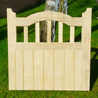 Bretton Design Cottage Style Timber Garden Curved Top Gate