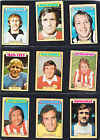 A&BC Footballers Blue Back (121-263) - choose your card