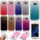 Colors Glitter Soft Silicone TPU Gel Shockproof Case Protective Cover Flexible