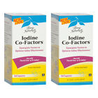 Europharma/ Terry Naturally Iodine Co-Factors -120 Capsules - 2 and 3 Packs