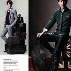 Fashion Men's Retro Leather bag Messenger Shoulder Briefcase Satchel Bag handbag