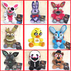 "Five Nights at Freddy's Nightmare Plush Toy Mangle Fox Bunny 7"" New FNAF Gift"