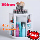 360 degree Spinning Cosmetic Organizer Display Cleanup Makeup Box Case 2Color AU