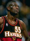 Dikembe Mutombo Atlanta Hawks Retro Basketball Sport HUGE GIANT PRINT POSTER on eBay