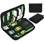Travel Digital Gadget Case Organizer Storage Bag Pouch USB Cable Drive Charger