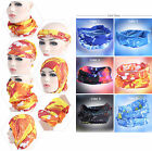 Wind-proof Cycling Headband Bicycle Bike Face Mask Motorcycle Veil Riding Scarf