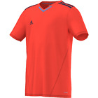 adidas t shirt childrens top crew clothing sleeve boys short neck tee all kids