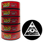Hooch Herbal Snuff - Cherry Fine 5ct - w/ DC Skin Can Cover - Tobacco Free