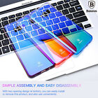 Baseus Aurora Gradient Color Transparent Back Case F Samsung Galaxy S8 /S8+ Plus