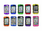 Ipod Touch 4th Generation Protector Case - Multi Color