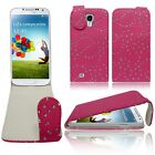 3 for 1 Offer Samsung Galaxy Ace 2 3 4 A5 Leather Wallet Flip Phone Case Cover