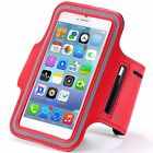 LOT OF 6 Sports Gym Armband Running Jogging Case Cover iPhone SAMSUNG LG HTC ZTE