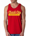 "Houston Rockets ""Clutch City NEW""  jersey Shirt TANK-TOP on eBay"