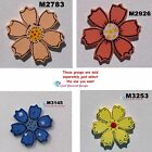 Flower - HANDMADE, CERAMIC MOSAIC TILES for your Project ( Pick you Group ) #6