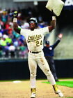 Rickey Henderson Oakland Athletics Baseball Huge Giant Print POSTER Affiche on Ebay