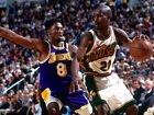 Gary Payton Seattle SuperSonics Retro Basketball Sport Huge Print POSTER Affiche on eBay