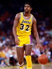 Magic Johnson Los Angeles Lakers Earvin Retro Huge Print POSTER Affiche on eBay