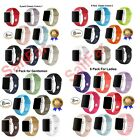 Silicone Wrist Bracelet Sport Band Strap For Apple Watch iWatch 38mm /42mm 8pack