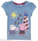 PEPPA PIG FUNFAIR SHORT SLEEVE T SHIRT/TOP - New