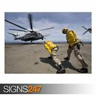 31ST MARINE EXPEDITIONARY UNIT (AC335) ARMY POSTER - Poster Print Art A1 A2 A3