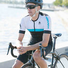 LANCE SOBIKE Men's Summer Cycling Short-Sleeved Cycling Short Jersey 3 Colors