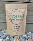 RAW Sports Nutrition Natural Pre Intra Workout Powder 500g 1kg 1.5kg Wild Berry