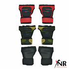 YNR Lifting Fitness Padded MIcrofibre Gloves Training Body Building Gym Sports